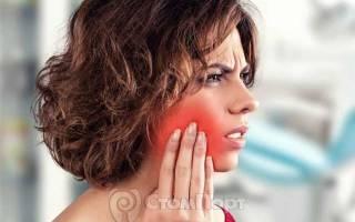 Зубная боль ночью