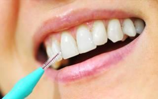 Зубные ершики как пользоваться