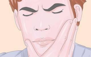 Как лечить сломанную челюсть
