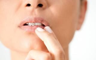 Нижние передние зубы шатаются