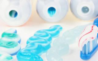 Зубная паста для чувствительных