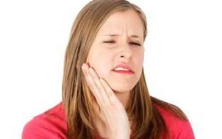 Удалили зуб опухла щека что делать
