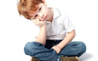 Красные пятна во рту у ребенка