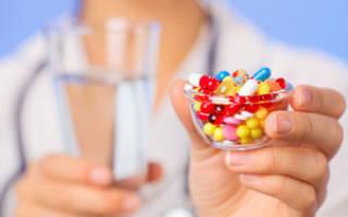 Доксициклин при флюсе как пить