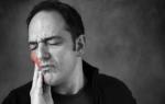 Как убрать сильную зубную боль