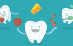 Какие витамины для зубов