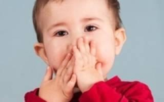 Гнойнички на деснах у ребенка