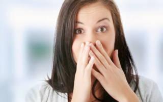 Как лечить галитоз в домашних условиях