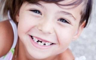 Когда меняются молочные зубы на постоянные