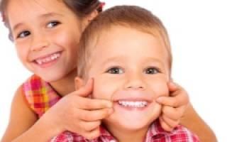 Герметик для зубов детям