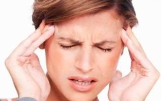 После лечения зуба болит голова