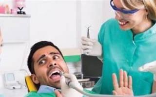 Лечить зубы больно