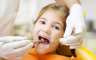 Может ли быть пульпит в молочных зубах