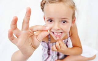 Все ли молочные зубы выпадают