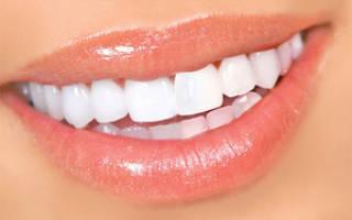 Как отбелить зубы перекисью