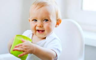 Стоматит у ребенка 1 год
