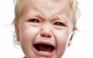 Температура не сбивается при прорезывании зубов