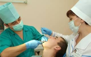Чем полоскать рот после удаления зуба мудрости