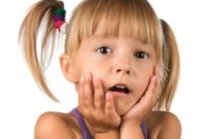 Коричневые зубы у ребенка