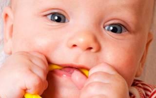 Чесалка для зубов детям