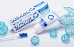 Рокс зубная паста состав