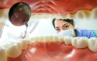 Молочный зуб у взрослого человека