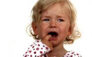 Стоматит на языке у ребенка чем лечить
