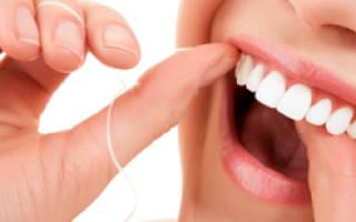Флосс для зубов