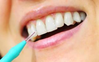 Как пользоваться ершиком для зубов