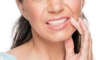 Воспаление десны за зубом мудрости